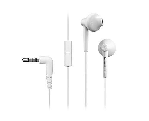 Panasonic TCM50 In-Ear, White Microphone, RP-TCM50E-W (Microphone ›14,8 mm, 10Hz-25kHz, 15 g)