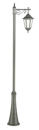 ART. a426_l89ga Lisbonne-fantastique Piédestal grand Alu H300 cm-Fabriqué en Italie par Valastrolighting-recommandé