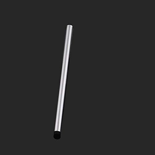 X-BAOFU, 5 mm 5,5 mm 6,5 mm 6 mm 7 mm 7,5 mm OD 200 mm Longitud HSS Taladro Jobber Poco Aburrido Ronda caña CNC Mosca Cuchilla de Torno Torno Barra de Herramientas de Rod (tamaño : 1 Pieces 6mm)
