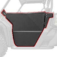 Excellent Rival Half 25% OFF Doors Compatible with Can Am 20 2016 17 18 19 Defende