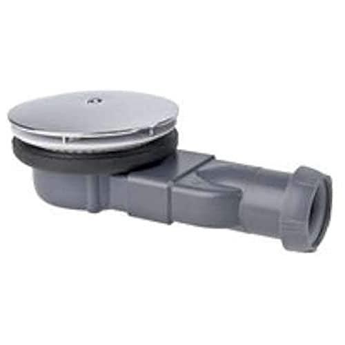 Wirquin slim Siphon de douche extra plat 4 cm x 90 mm de diamètre
