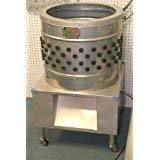 : EZPLUCKER EZ-188 Chicken Plucker Stainless Steel De-feather Machine : Livestock Equipment