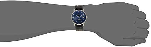 Rado coupole Classic L Automatique Cadran Bleu Montre pour Homme R22860205