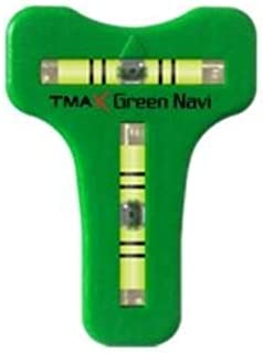 TTI Functional Ball Marker, Easy Green Slope Reader/Analyzer, Putting Aid - Save Your 1 Putt
