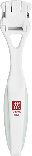 ZWILLING Hornhauthobel mit Sicherungsclip für die Fußpflege, Qualtiäts Hornhautentferner CLASSIC INOX, 140mm