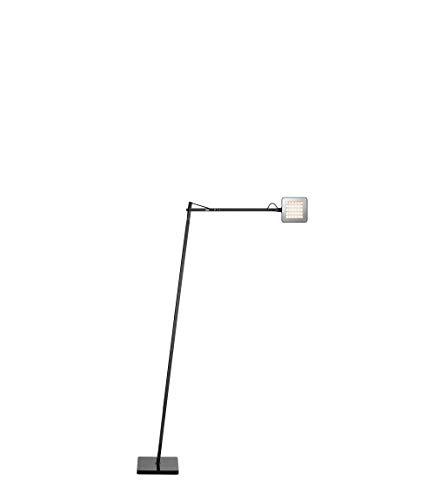 Flos Kelvin LED F C/Base EU/US/GB ANT, Aluminium, grau, 67,5x16,5x110cm