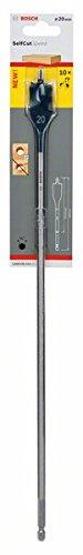 Bosch 2 608 595 410 - Brocas fresadoras planas Self Cut Speed,...
