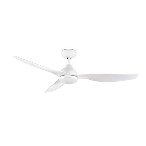 Ventilador de techo Leds-C4 30-7644-C-F9 NEPAL LED Blanco