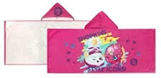 Shopkins Style Icon Hooded Beach Towel