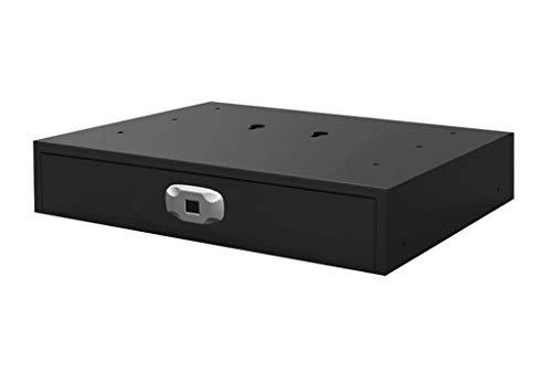 YOT Gabinete de la Huella Digital Bloqueo de cajón Archivo Archivo Armario Hidden Safe Smart Electronic Gabinet Bloqueo USB Carga Biométrico Bloqueo