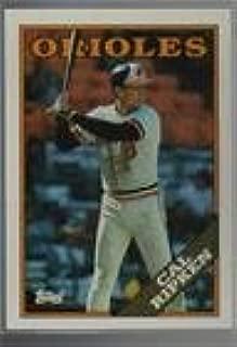 Cal Ripken Jr; Stan Clarke Cal Ripken Jr. (Baseball Card) 1988 Topps - [Base] - Wrong Back #650