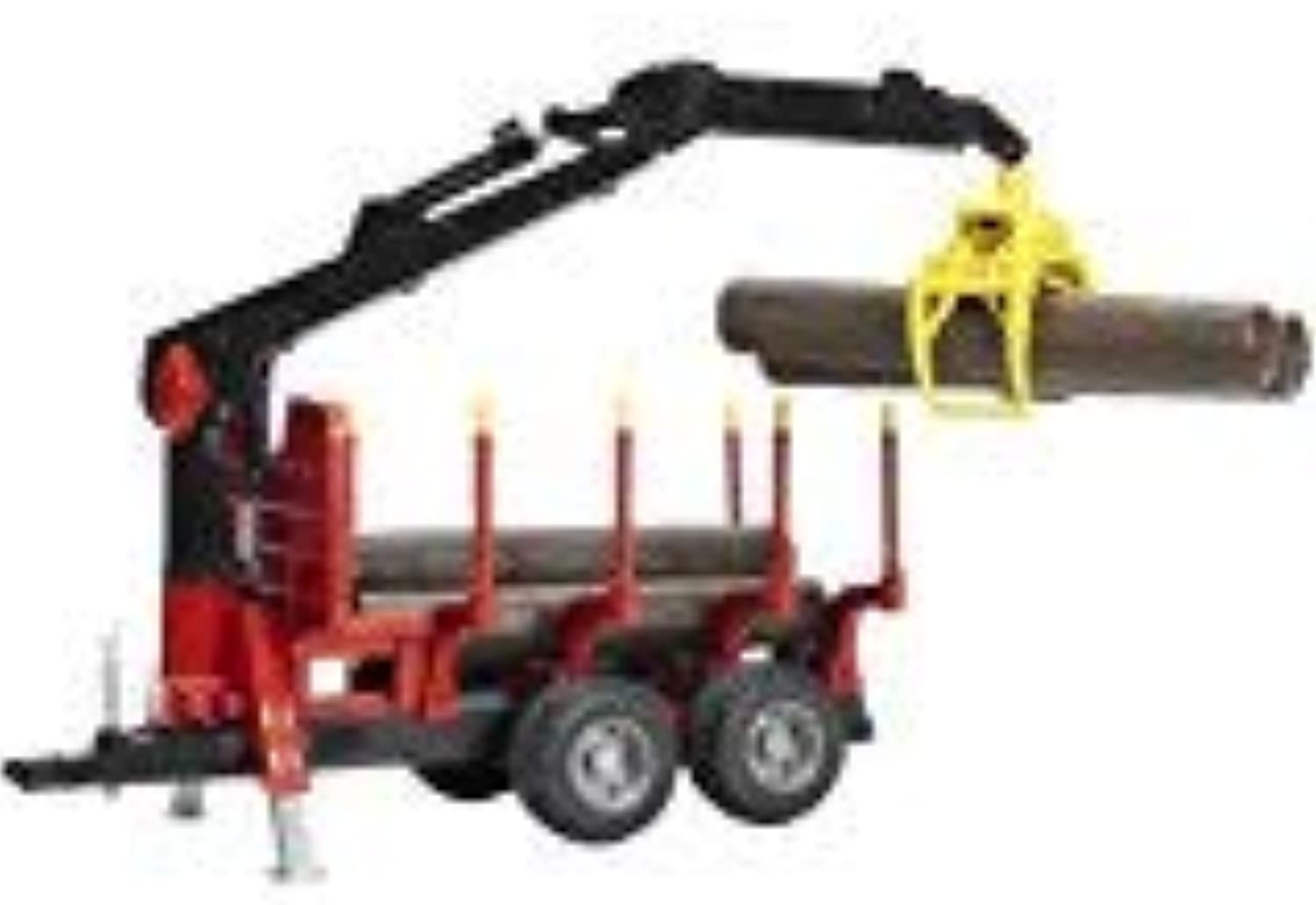 AGROAMBIENTE Toy Play Trailer forwarders