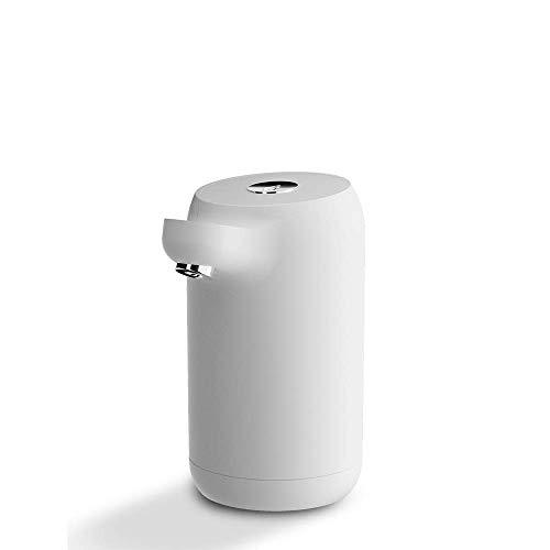 Dispensador de agua conjunta USB Bomba de agua automática, dispensador automático de bomba de agua portátil eléctrico Interruptor de botella de bebida inalámbrico Dispensador de agua de presión eléctr