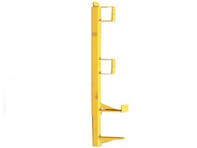 Garlock Safety Systems SLAB GRABBER PERIMETER CLAMP - Customizable Perimeter Safety, Fall Prevention, OSHA compliant, fast and safe solution for new construction slab or deck applications