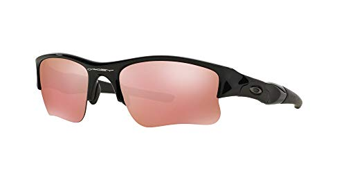 Oakley Men's Flak Jacket XLJ Golf Sunglasses