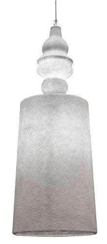 Alibabig - Lampadario a sospensione in plastica, realizzato a mano in Italia, design moderno, E27