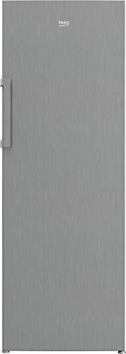 Beko RSNE415T34XPN Kühlschrank/0°C Zone/No Frost/Umluftkühlung/integriertes Display/ProSmart Compressor/10 Jahren Kompressorgarantie/HxBxT: 171,4x59,5x65 cm