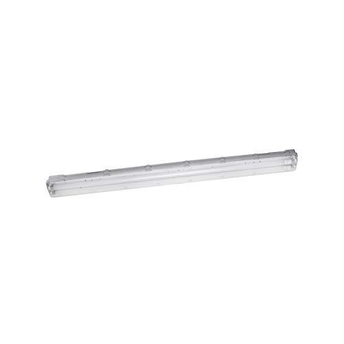 LEDVANCE LED Feuchtraum-Leuchte, Leuchte für Außenanwendungen, Kaltweiß, 1265 mm x 115,0 mm x 86,0 mm, SubMARINE
