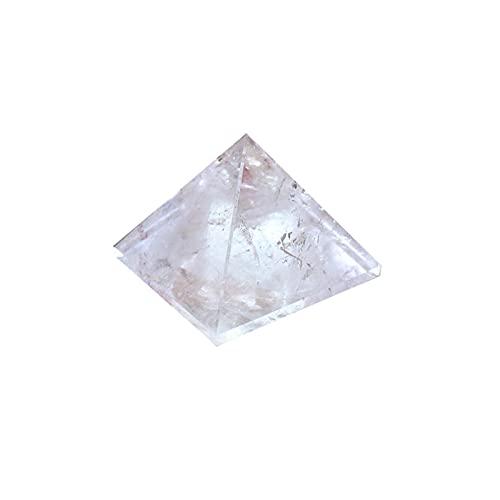 W.Z.H.H.H Cristal áspero 500 g 90x90 mm Cuarto de Cuarzo Transparente Natural Piedra Cristal Feng Shui Curación Cristal Puntos DE Cristal DE CASA DE DECURACIÓN Cristales de curación