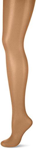 Nur Die Damen Brillant 20 Strumpfhose, 20 DEN, Braun (Amber 230), 44 (Herstellergröße: 40-44=M)
