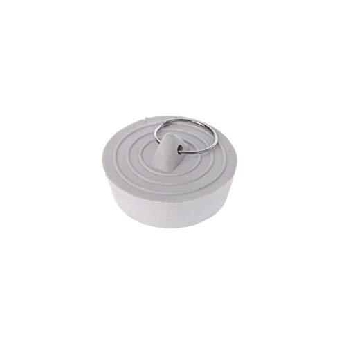 ATATMOUNT Küchenablassschraube Wasserstopper Küchenbadsteckdose mit hängendem Ring Badewanne Waschbecken Waschbecken Entwässerung Silikon