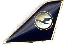 Lufthansa Tailpin [PIN128]