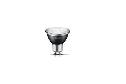 Philips Master LEDspotMV 3-35W GU10 2700K 25D LED-Lampe 3 W - LED-Lampen (3 W, 35000 h)