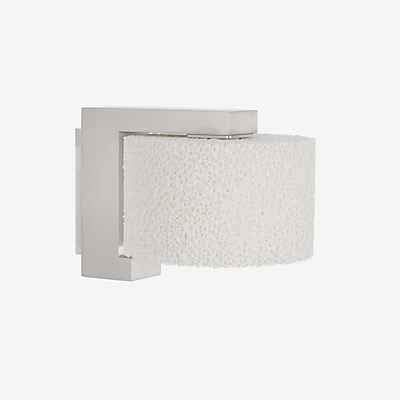 Serien Lighting Reef Wandleuchte LED, Aluminium gebürstet