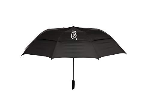 TITLEIST Players Umbrella Golf-Regenschirm, für Herren, Schwarz, Einheitsgröße