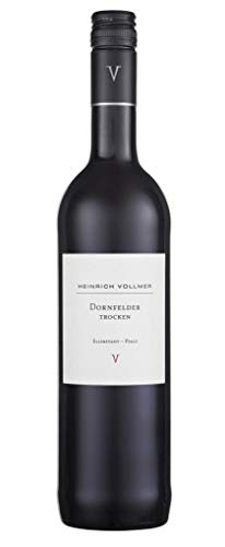 Heinrich Vollmer Dornfelder Trocken 2019 (1 x 0.75 l)