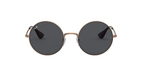 Ray-Ban 0RB3592 Gafas de sol, Rubber Copper, 55 para Mujer