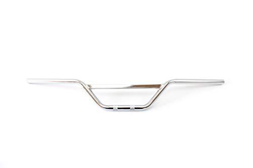 Cross Styling Lenker mit Querstrebe 87 cm in Chrom für Simson S50 S51 S70 Enduro