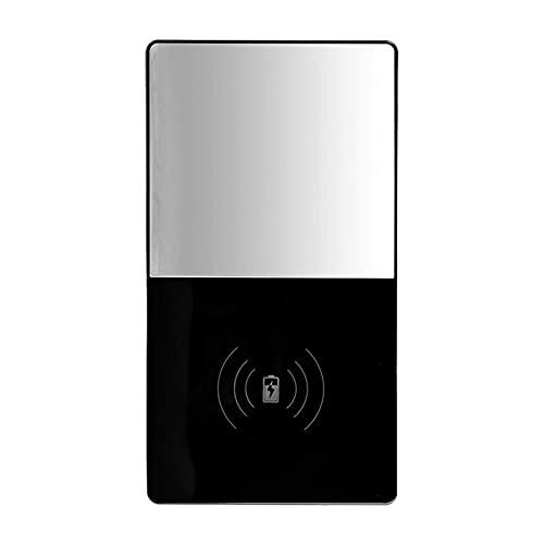 LIUZKH Calentador de café eléctrico inteligente 3 en 1 con apagado automático, calentador de taza de café o cacao, té, leche, bebidas