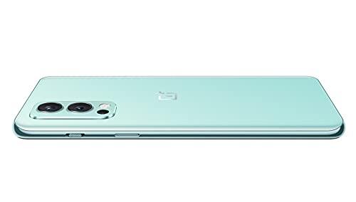 OnePlus Nord 2 5G 12 GB RAM 256 GB SIM-freies Smartphone mit Dreifachkamera und 65W Warp Charge - 2 Jahre Garantie - Blue Haze - 6