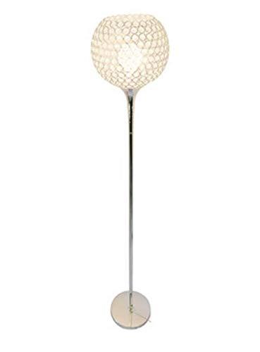 DSENIW QIDOFAN stehleuchte Stehleuchte Kristall-Stehleuchte Moderne Stehleuchte LED E27 Torso Beleuchtung 1.6m Hoch Wohnzimmer Schlafzimmer Arbeitszimmer Dekoration Licht Innen