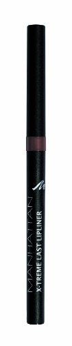 Manhattan X-Treme Last herausdrehbarer Lipliner, Intensive Farbe & definierter Halt, Farbe Penny Brown 94F, 1 x 0,2g