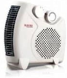 Calefactor Termoventilador Vertical Horizontal 1000/2000w DV TECH con Termostato