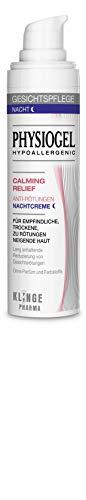 Physiogel Calming Relief Anti-Rötungen Nachtcreme - Für empfindliche, gerötete Haut - 40 ml