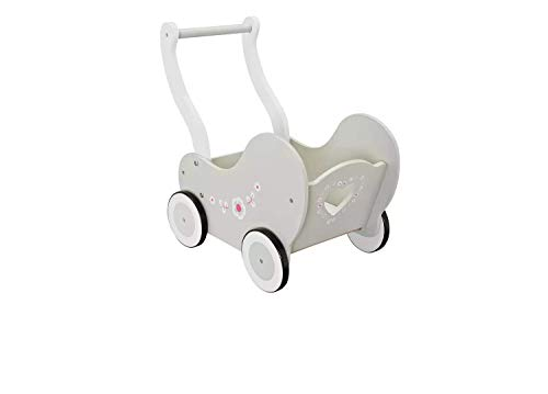Chad Valley Babies to Love Wooden Doll's Pram **Exclusively on Sunday Electronics**