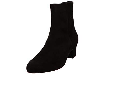 Hassia 363146 Florenz 4-304982-0100 Bottes pour Femme Noir - Noir - Noir, 6