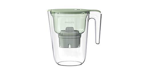 Philips - Micro X-Clean Caraffa filtro acqua a flusso...