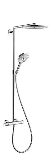 hansgrohe Raindance Select S 300 Duschsystem (3 Strahlarten) Chrom