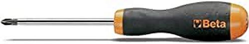 Beta 1202 6X150 Giravite per viti con impronta a croce Phillips® cromati punta nera