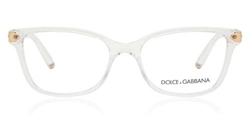 DOLCE & GABBANA Eyeglasses DG5036 3133 Crystal
