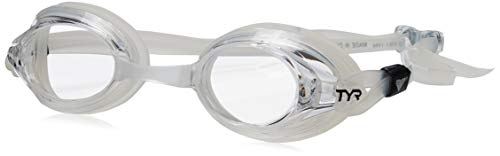 TYR Velocity Racing Goggle (Clear)