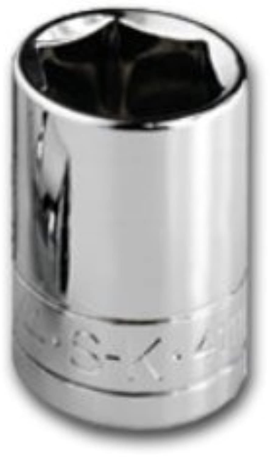 SK Hand Tool 45028 6 6 6 Point 3 8-Inch Drive Standard Socket, 7 8-Inch, Chrome by SK Hand Tool B01N44G871 | Spezielle Funktion  f0a727