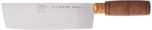 Knife 7 X 2 inch Chinese Chefs - 1 each