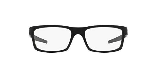 OAKLEY OX8026 54 802601 Oakley OX8026 54 802601 Rechteckig Brillengestelle 54, Schwarz
