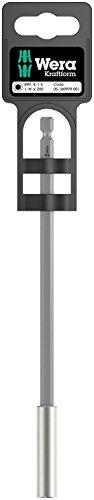 899/4/1 S Universalhalter mit starkem Sprengring, 1/4 Zoll x 200 mm, Wera 05160979001
