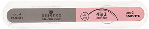 Essence Sets De Uñas Essence Uñas Profi-Nail File 4En1 525029-1 unidad